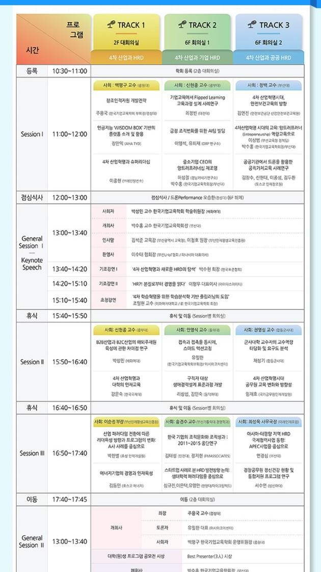 한국기업교육학회춘계포럼
